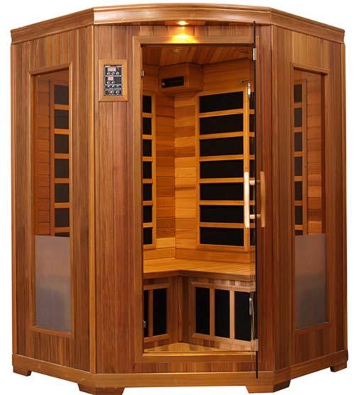 Infrared Sauna at Beauty Kliniek
