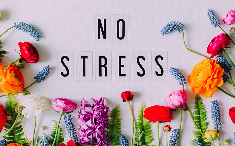 5 ways to deal with the effects of stress